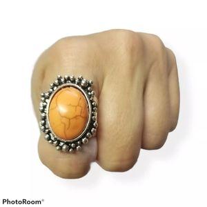 🔥2/$30🔥Desert Mine Orange Ring
